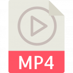 mp4 video file
