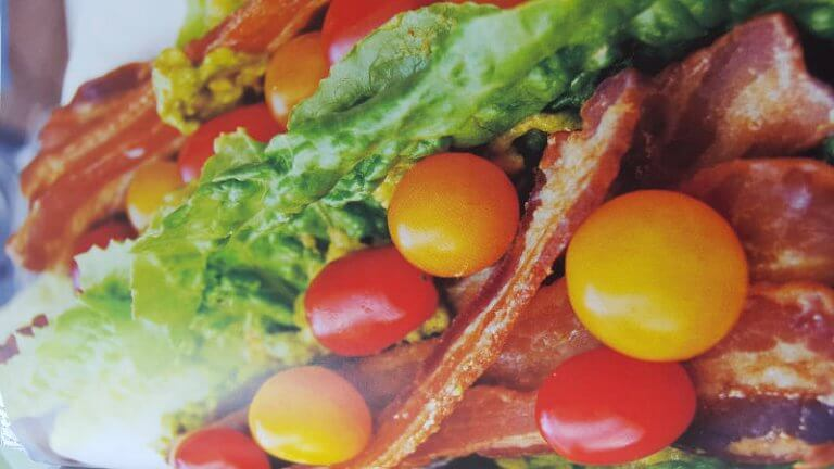 Epi Life Coach B.L.A.T. (Bacon, Lettuce, Avocado and Tomato)