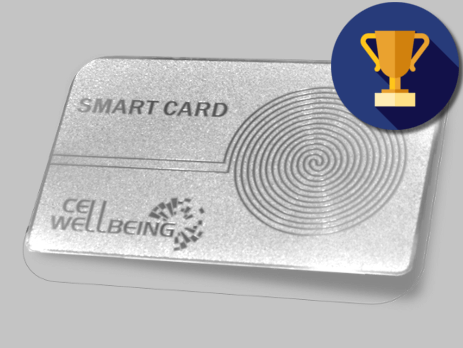 smart card lifestyle users