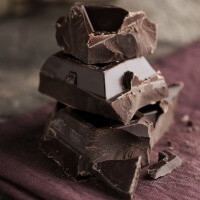 New study finds that people who regularly eat chocolate have a reduced risk of atrial fibrillation.
