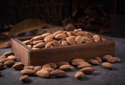 6.Almonds