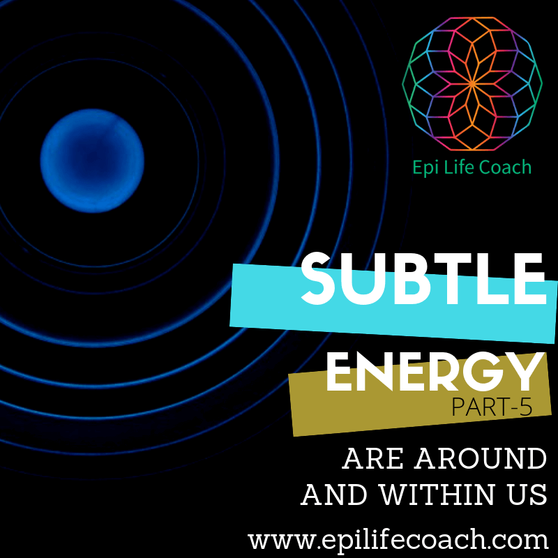 Schumann Resonance - Subtle Energy part 5