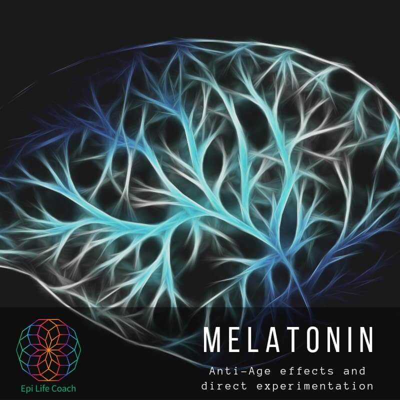 Melatonin can be amazingly beneficial as an anti ageing