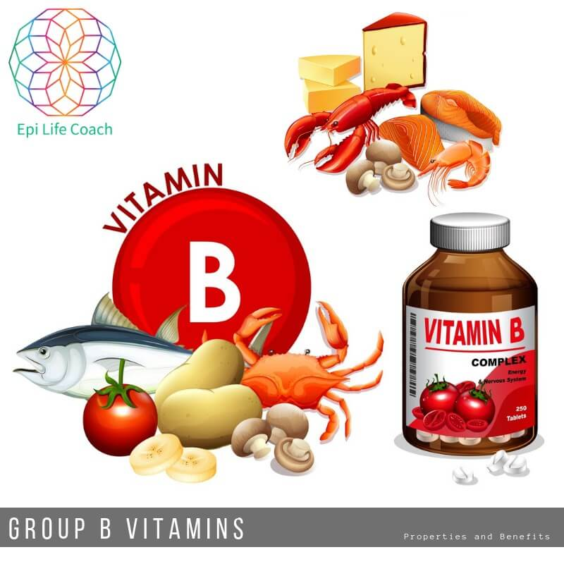 \Group B Vitamins: Properties and Benefits