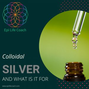 Known as a powerfull antibiotic and antiviral, colloidal silver acts on a wide spectrum of disorders