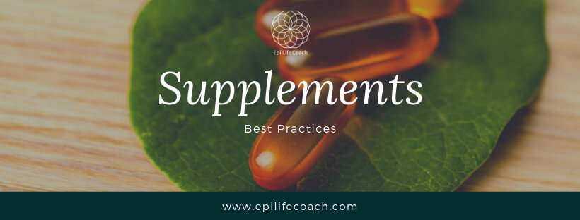 Supplements Best Practices