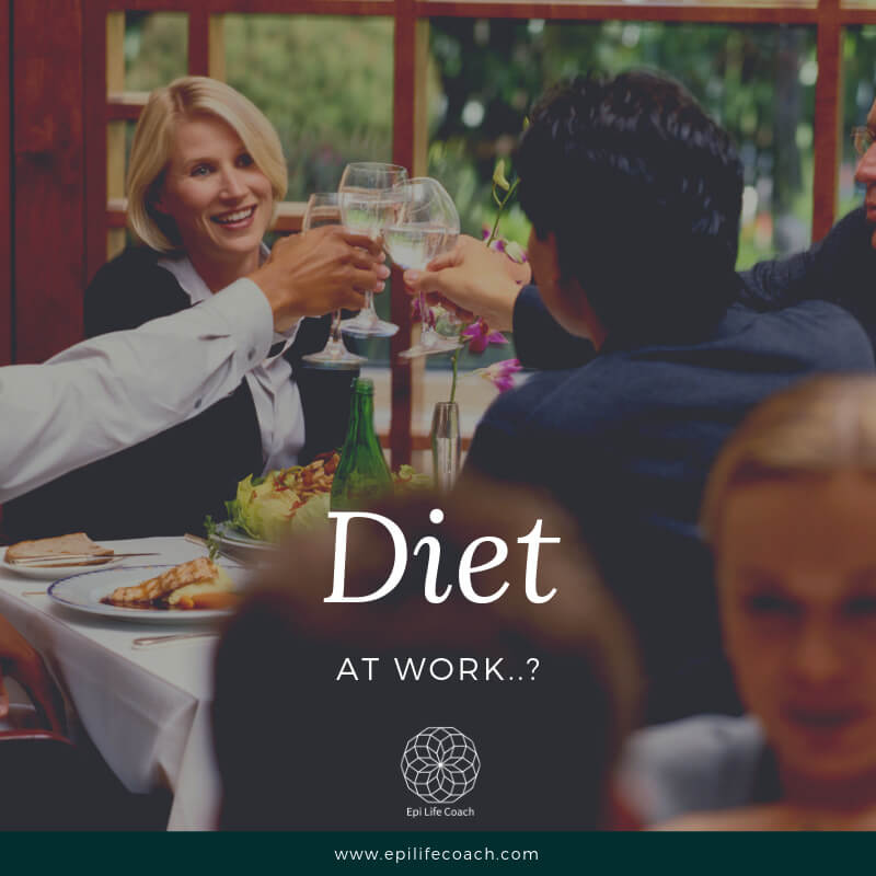 Diet and the Office life