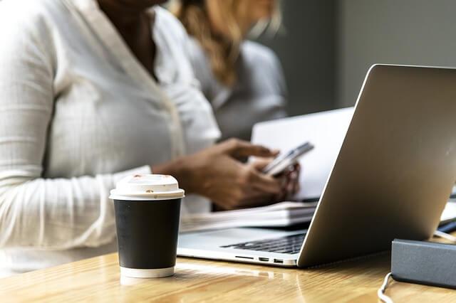 Brainstorming Business Businesswomen