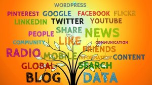 Tree Social Media Structure