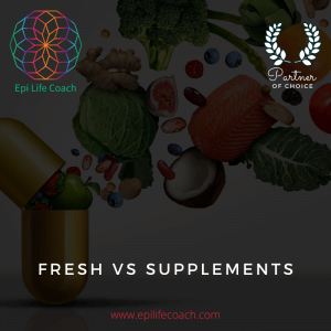 For a wide variety of reasons, natural intake of vitamins is often replaced by supplements, but according to experts, they work best if taken directly from food because they work in synergy with other antioxidants present in fruit or vegetables.