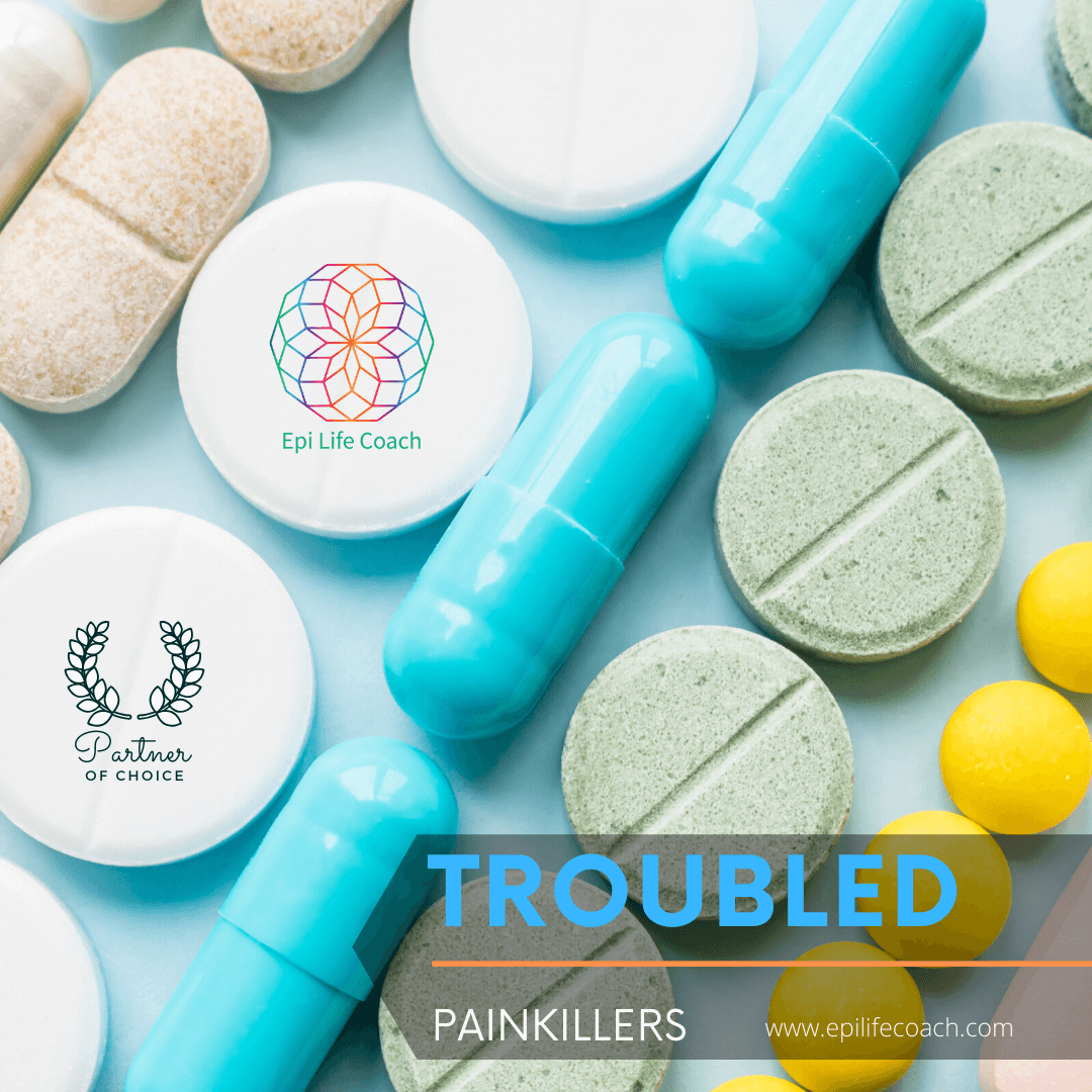 Troubled pain killers