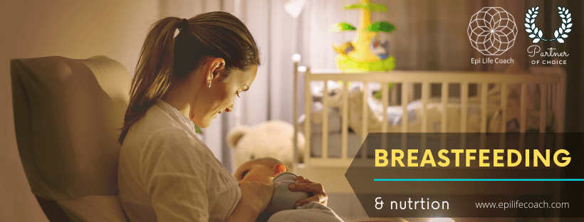 Nutrition for the breastfeeding woman