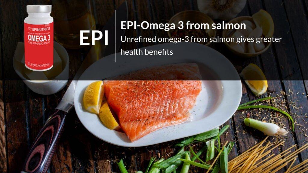 Omega-3 fatty acids are necessary for life