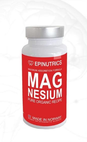 EPI-Magnesium Natural Magnesium