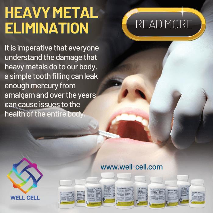 Heavy Metal Elimination