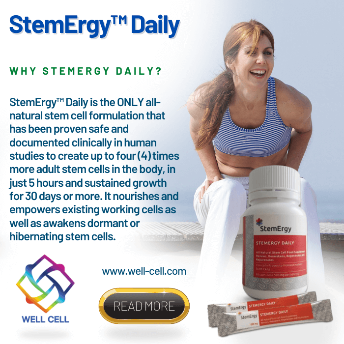 Well Cell StemErgy™ Daily