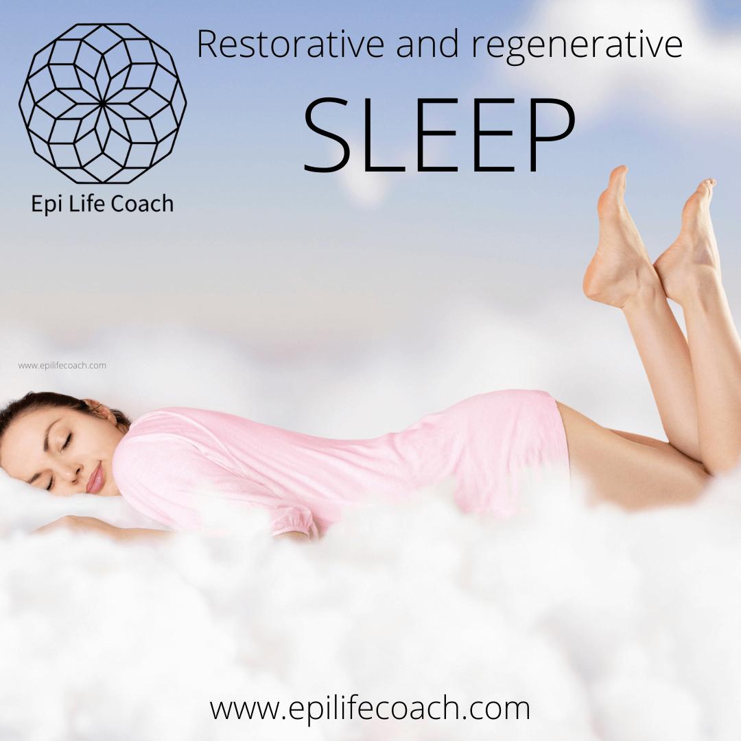For a a dream sleep!