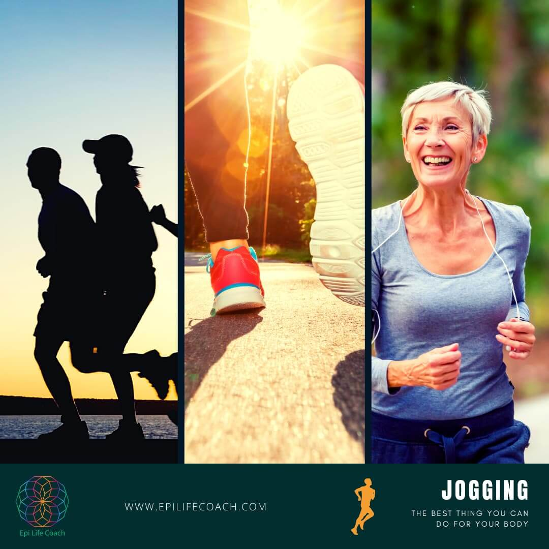 Jogging is the best thing you can do for your body