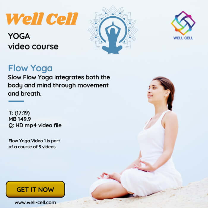 Breathing and yoga Well Cell Video Course