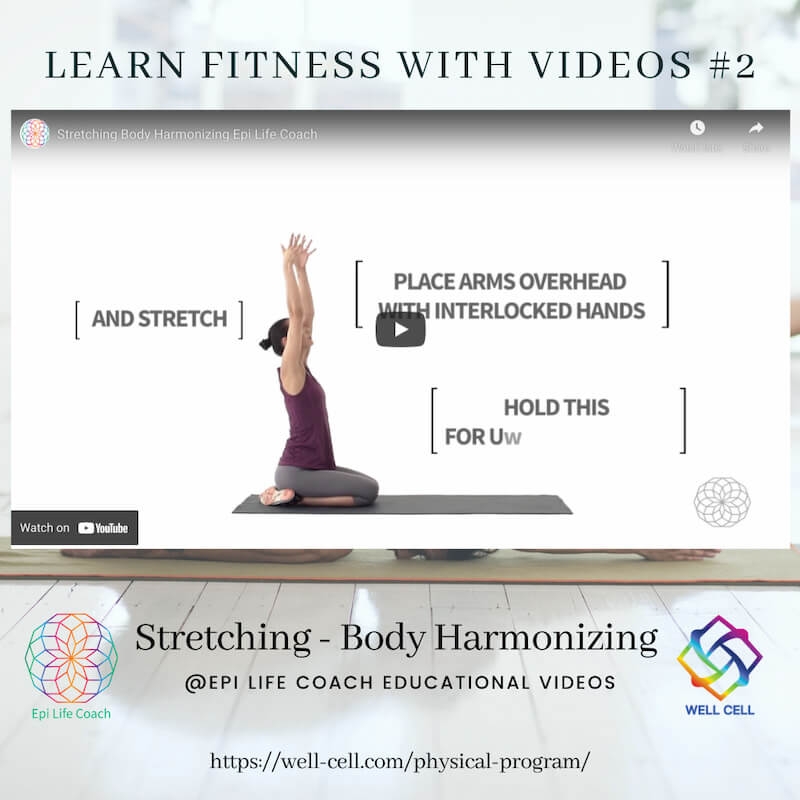 Fitness Videos - Body - Harmonizing from Well Cell