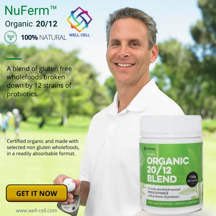 NuFerm Organic 2012