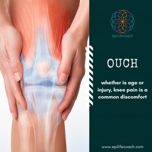 knee pain is a common discomfort