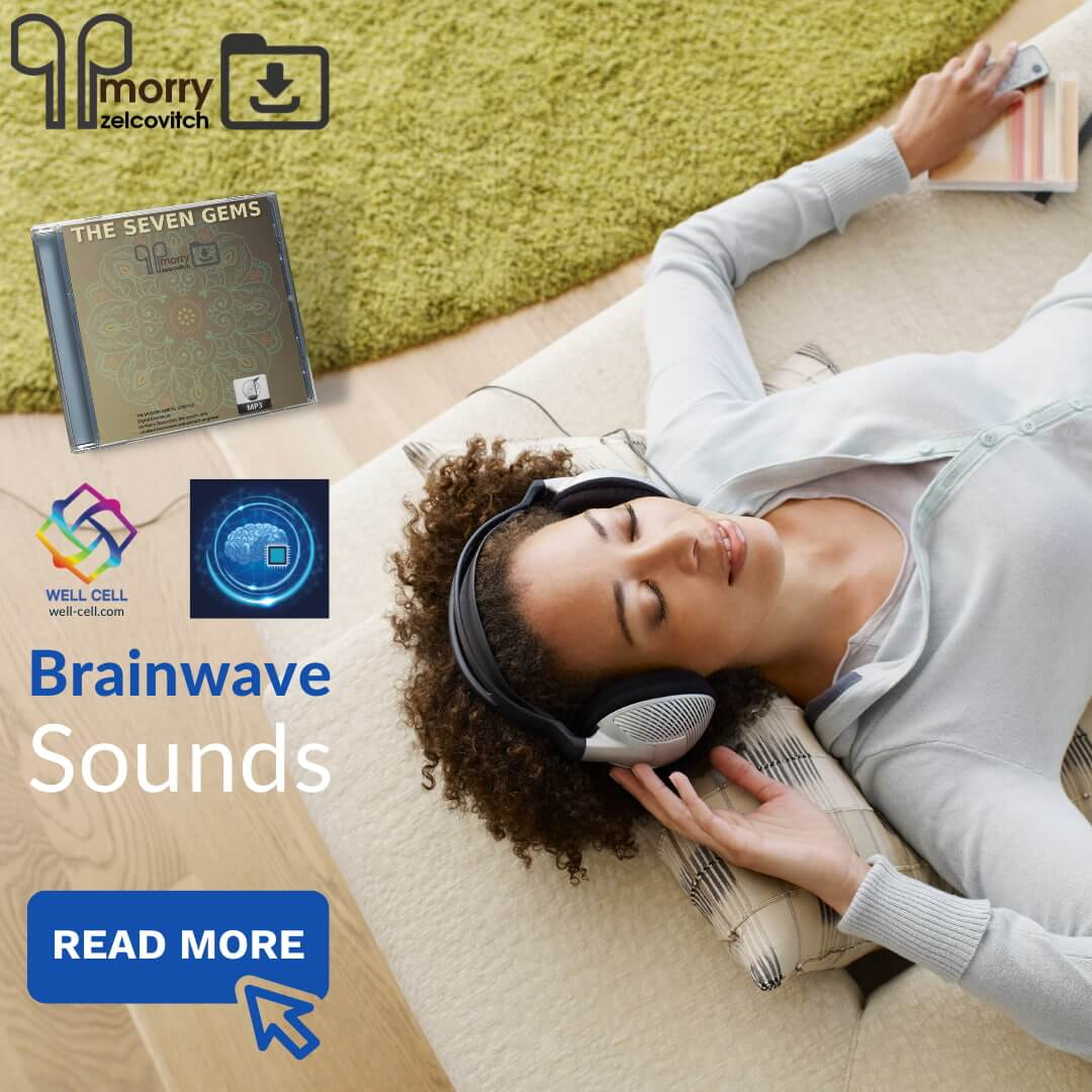 Morry Zelcovitch Brainwave Entrainment Music