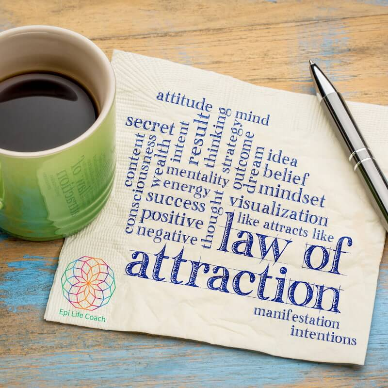 The law of attraction and concentration make us better