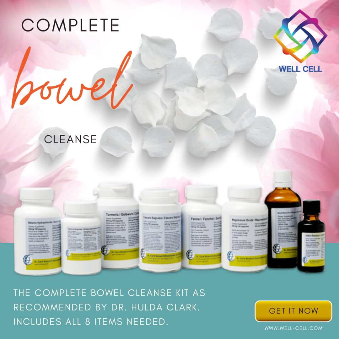 well cell bowel cleanse ad 16 07 2021